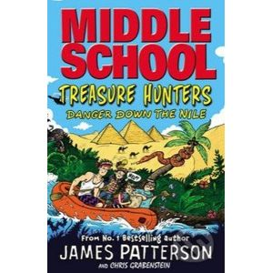 Treasure Hunters - James Patterson
