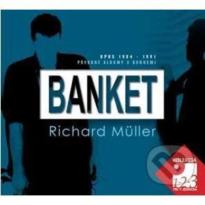 Banket & Richard Müller: OPUS 1984 – 1991 - Banket & Richard Müller
