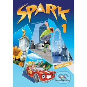 Spark 1 - Student's Book - Virginia Evans, Jenny Dolley