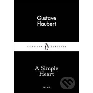 A Simple Heart - Gustave Flaubert Žáner