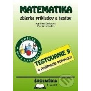 Matematika - zbierka príkladov a testov - Mária Sadloňová, Michal Sadloň