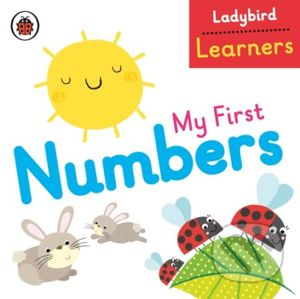 My First Numbers - Ladybird Books