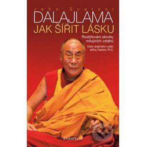 Jak šířit lásku - Dalajláma