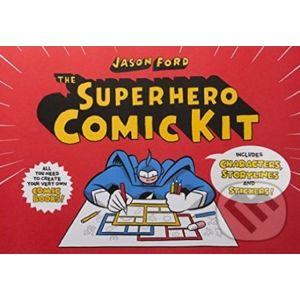 The Superhero Comic Kit - Jason Ford