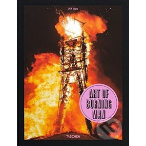 Art of Burning Man - Taschen