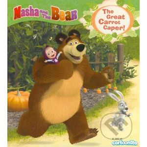 Masha and the Bear: The Great Carrot Caper - Egmont Books