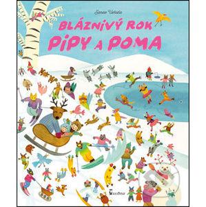 Bláznivý rok Pipy a Poma - Sanae Uchida