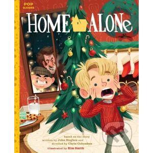 Home Alone - Kim Smith (ilustrácie)