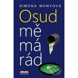 Osud mě má rád - Simona Monyová