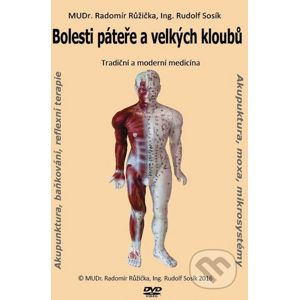 Bolesti páteře a velkých kloubů 1 - Radomír Růžička, Rudolf Sosík
