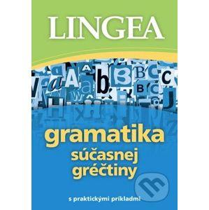 Gramatika súčasnej gréčtiny - Lingea