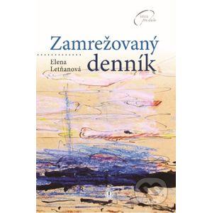 Zamrežovaný denník - Elena Letňanová
