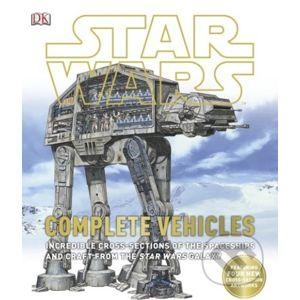 Star Wars Complete Vehicles - Dorling Kindersley