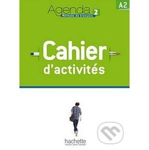 Agenda 2 - Cahier d'activités - David Baglieto