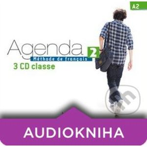 Agenda 2 - 3 CD classe - David Baglieto