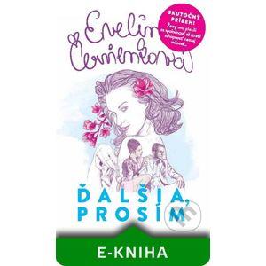 Ďalšia, prosím - Evelin Červienková