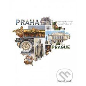 Praha: obrazová publikácia - Jaroslav Kocourek, Marek Podhorský