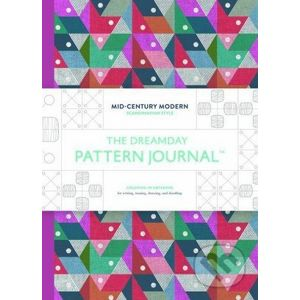 The Dreamday Pattern Journal: Mid-Century Modern - Scandinavian Style - Laurence King Publishing