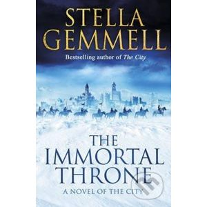 The Immortal Throne - Stella Gemmell