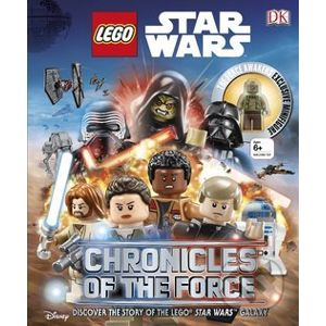 LEGO Star Wars: Chronicles of the Force - Dorling Kindersley