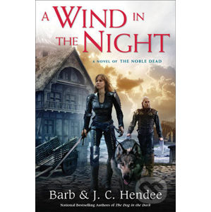 A Wind in the Night - Barb Hendee