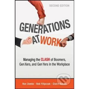 Generations at Work - Ron Zemke
