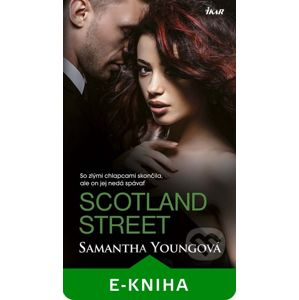 Scotland Street - Samantha Young