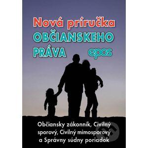 Nová príručka občianskeho práva - Epos