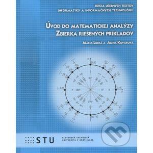 Úvod do matematickej analýzy - Mária Lucká