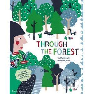 Through the Forest - Steffie Brocoli, Catherine Bidet