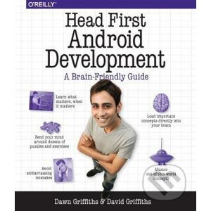 Head First Android Development - Dawn Griffiths, DavidGriffiths