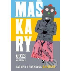 Maškary - Dagmar Urbánková
