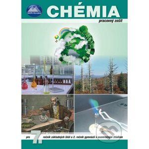 Chémia pre 7. ročník základných škôl a 2. ročník gymnázií s osemročným štúdiom - Emil Adamkovič