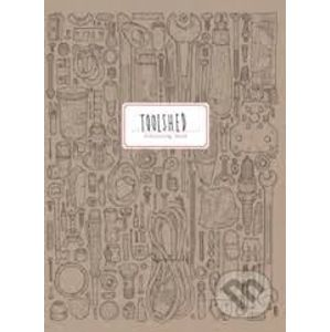 Toolshed Colouring Book - Lee Phillips