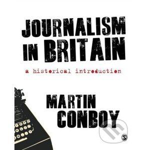 Journalism in Britain - Martin Conboy