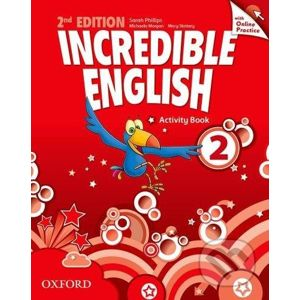 Incredible English: 2: Activity Book with Online Practice - Oxford University Press