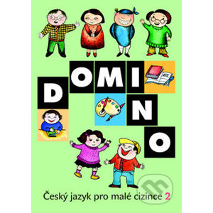 Domino Český jazyk pro malé cizince 2 - Svatava Škodová