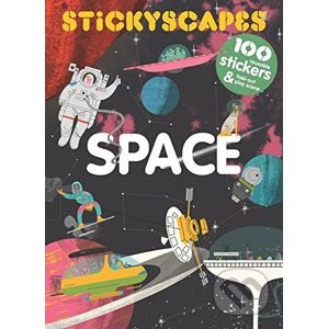 Stickyscapes Space - Tom Froese