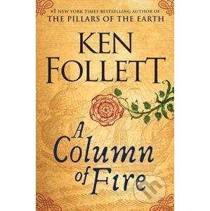 A Column of Fire - Ken Follett