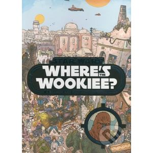 Star Wars: Where's the Wookiee? - Egmont Books