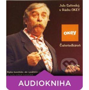 Čučoriedkáreň - Július Satinský