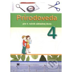 Prírodoveda pre 4. ročník základnej školy - Adriana Wiegerová