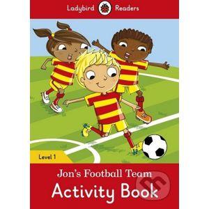 Jon's Football Team - Ladybird Books