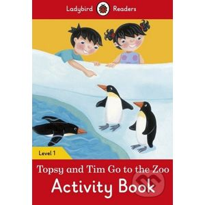 Topsy and Tim: Go to the Zoo - Ladybird Books