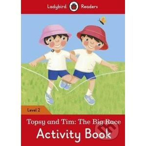 Topsy and Tim: The Big Race - Ladybird Books