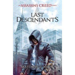 Last Descendants - Matthew J. Kirby