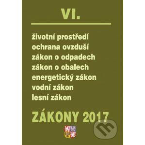 Zákony 2017/VI (CZ) - Poradce s.r.o.
