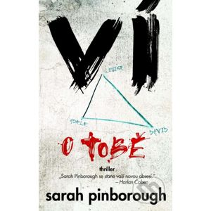 Ví o tobě - Sarah Pinborough