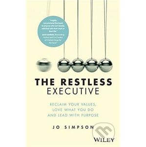 The Restless Executive - Jo Simpson