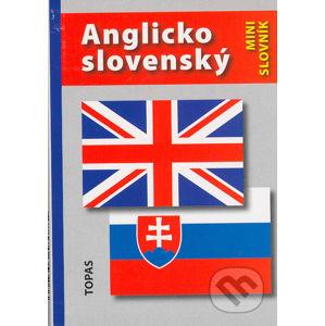 Anglicko-slovenský a anglicko-slovenský mini slovník - Magda Šaturová-Seppová